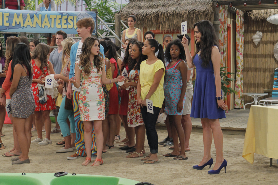 Austin and ally princesses and prizes watch