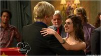 Does austin and ally start hookup