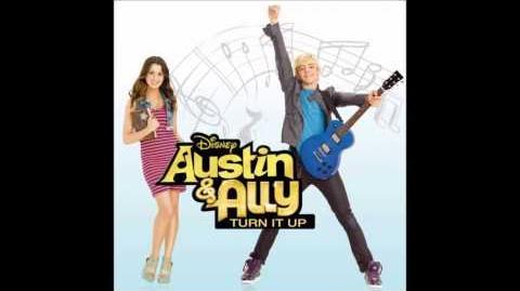Finally Me - Laura Marano - Austin & Ally Turn It Up