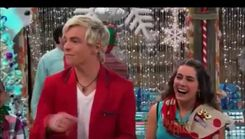 Austin and Ally mix ups and mistletoes 29