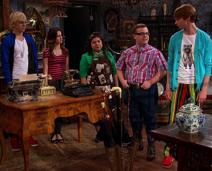 Are austin and ally dating in freaky friends
