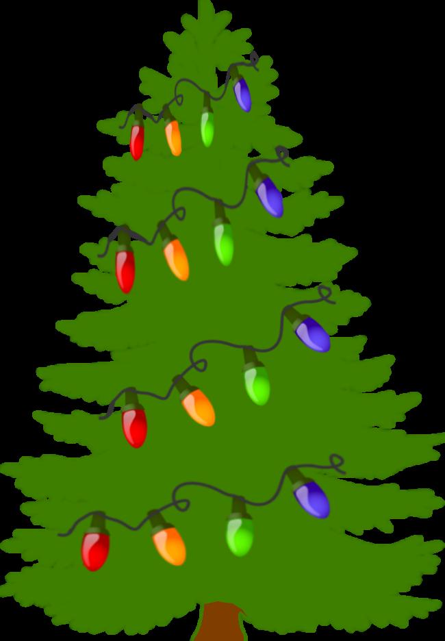 image christmas tree with lights png austin ally wiki fandom rh austinally wikia com Christmas Border Clip Art Christmas Lights Border Clip Art