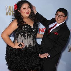 Raini and Rico Rodriguez