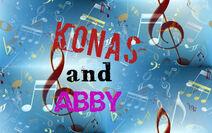 Konas and Abby