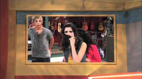 Austin & Ally - A High School Rockstar The Movie Trailer