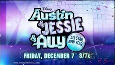 Austin & Jessie & Ally - All Star New Year Crossover Promo