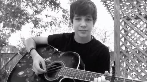 Austin Mahone - Beautiful Nightmare Beyonce cover