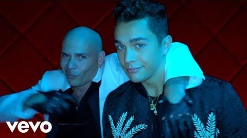 Austin Mahone - Lady ft. Pitbull (Music Video)