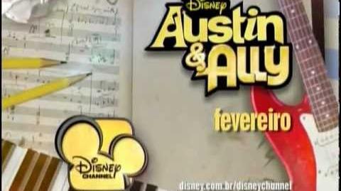 Austin & Ally - chamada - Disney Channel