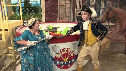 Austin & Ally - Suzy's Soups Commercial (HD)