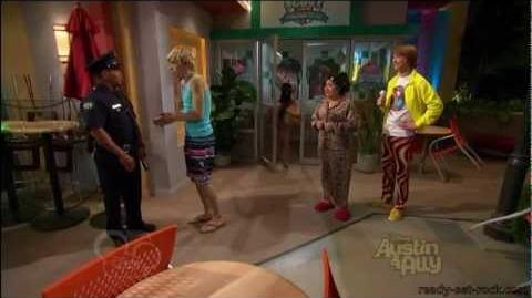 Austin & Ally - Songwriting and Starfish Promos