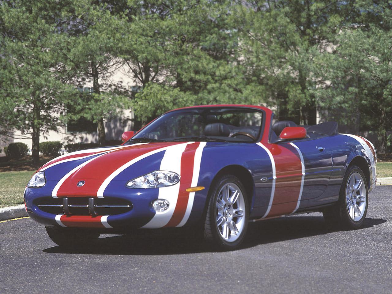 Jaguar XK8 Convertible Austin Powers 2 1280x960