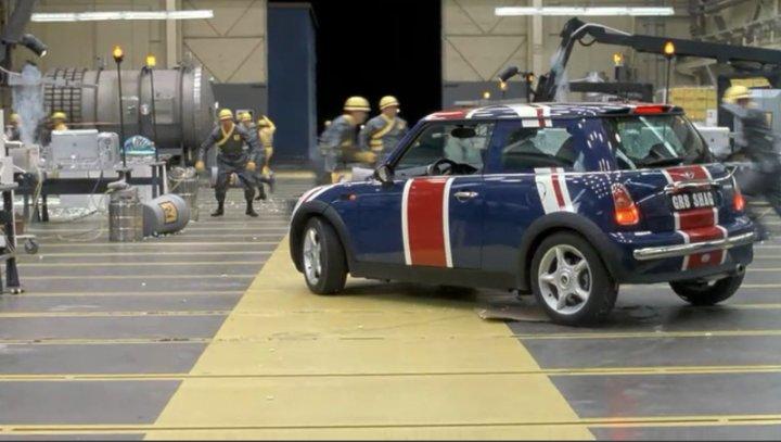 2001 Mini Cooper Austin Powers Fandom Powered By Wikia