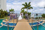 Hervey Bay Mantra Wedding