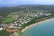 Nhulunbuy Bird's Eye View