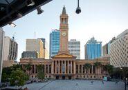Brisbane Hall