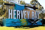 Hervey Bay Sign