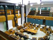 Darwin Parliament Inside