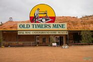 Coober Old Timer's Mine
