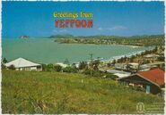 Yeppoon Vintage Postcard