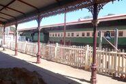 Sulphide Rail Train