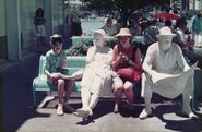 Expo 88 Street Performers