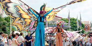 Expo 88 Butterfly Performers