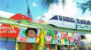 Expo 88 Ken Done Mural