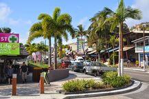 Airlie beach town