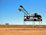 Coober Welcome to