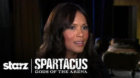 Spartacus Gods of the Arena - Gladiator Camp STARZ-2
