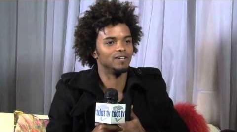 TDot TV Lounge - Eka Darville, Actor in Mr Pip and The Sapphires
