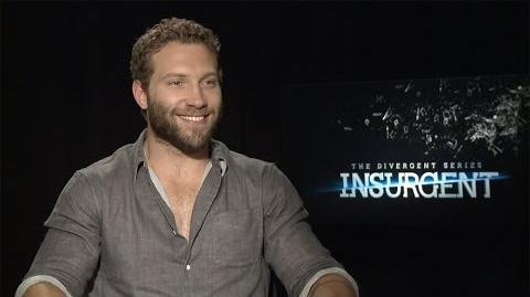 Jai Courtney Interview Insurgent