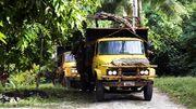 Ep 1 trucks arriving