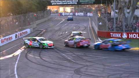 Clipsal 500 Adelaide - Race 2 Highlights