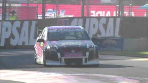 Woodstock Highlights - Clipsal 500 Dunlop Series Practice 1