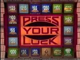 Ian Turpie's Press Your Luck Board