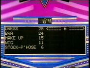 Family Feud '89 Game Board