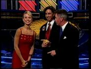 Tony Barber on wheel of fortune end of 1996