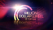 Milion dollar wheel of fortune