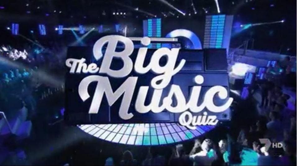 The Big Music Quiz | Australian Game Shows Wiki | FANDOM