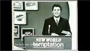 Tony barber on New World Temptation