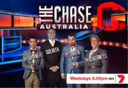The Chase Ausrtralia P1
