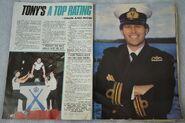 Tony barber -tv week Jul 11 1981,