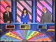 "Tony Barber""s new look wheel of fortune"