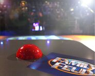Family Feud Australia Buzzer & Question Card