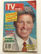 Tony barber on tv extra 1986