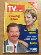John burgess and adriana xenides - tv extra