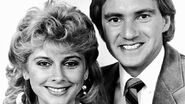 Debbie Newsome and Greg Evans from '80s TV dating show Perfect Match