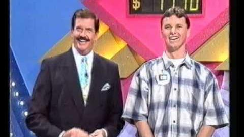 Wheel Of Fortune - 1995 Part 1 of 2